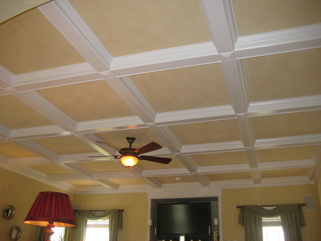 Could Painting your Ceiling Change the Feel of your Home?