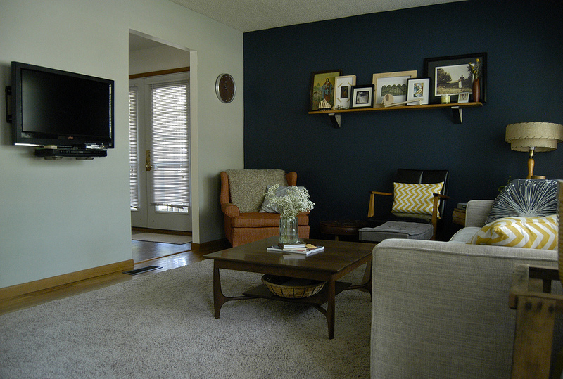 Which Wall is Right for an Accent Wall?