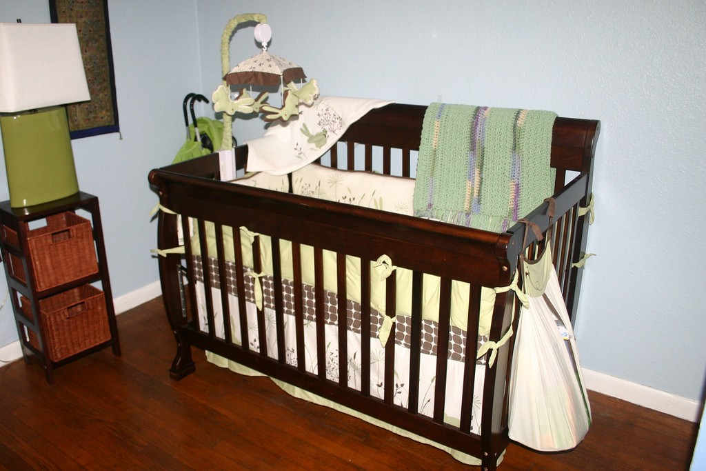 4 Ideas for Decorating Your Little One's Nursery